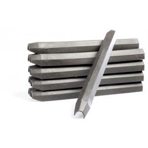 Piket set van 10 grondpennen - 58 cm