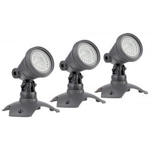 Dagaanbieding - LunAqua 3 LED set 3 vijververlichting dagelijkse aanbiedingen