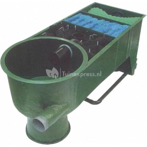 Dagaanbieding - Yumota 3 kamer filter met vortex pomp gevoed dagelijkse aanbiedingen