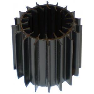 Bioringen pvc zwart - 10 x 10 mm