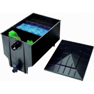 Dagaanbieding - 3-kamer filter 330 liter gravity dagelijkse aanbiedingen