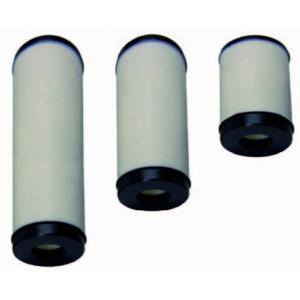 Hdpe luchtuitstromer - 70 x 250 mm