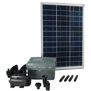 SolarMax 1000 vijverpomp met zonnepaneel