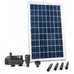 SolarMax 600 vijverpomp met zonnepaneel