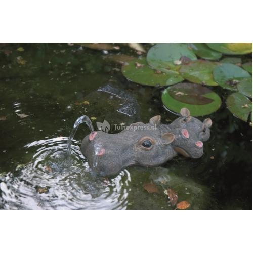 Dagaanbieding - Hippo en baby set dagelijkse aanbiedingen