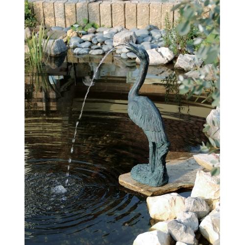 Dagaanbieding - Kraanvogel spuitfiguur dagelijkse aanbiedingen