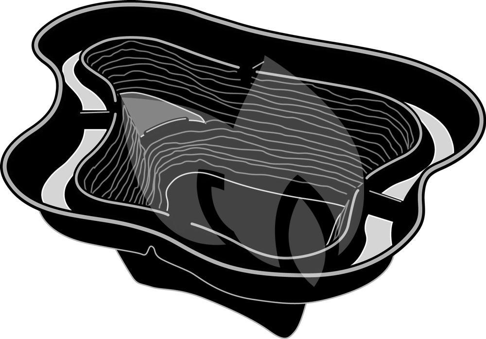 cache sommier la redoute cache sommier percale plis creux. Black Bedroom Furniture Sets. Home Design Ideas