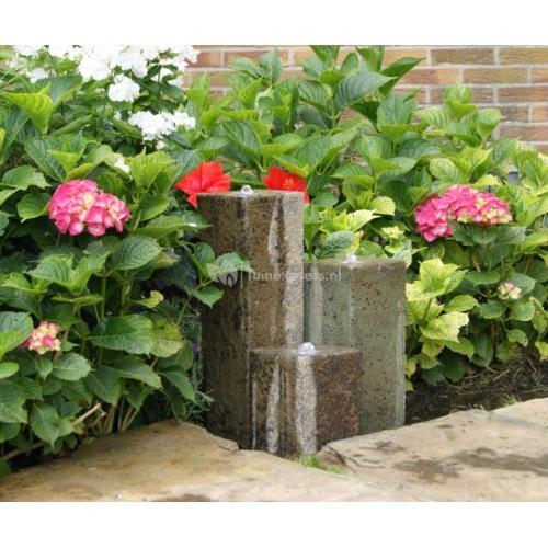 Dagaanbieding - Bordeaux waterornament dagelijkse aanbiedingen