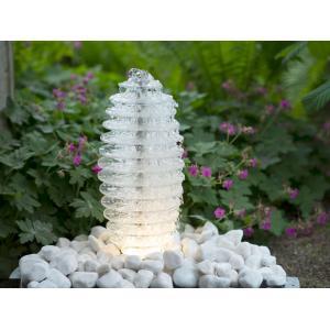 Mires acryl waterornament het mires acryl waterornament is opgebouwd uit vele acrylplaatjes welke samen een ...
