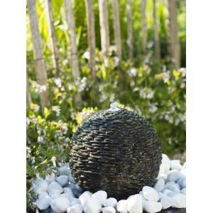 Waterornament selva met natuursteentjes met een waterornament brengt u op een eenvoudige manier water aan in ...