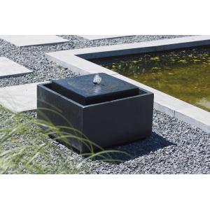 Sonora waterornament wilt u graag het gevoel van een vijver naar uw terras halen? dan is deze sonora ideaal! ...
