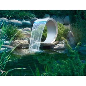 Waterval Mamba met led-verlichting