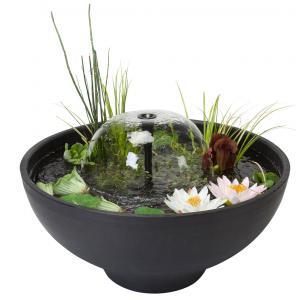 Dagaanbieding - Terrasvijver Fountain Pond rond groot dagelijkse aanbiedingen