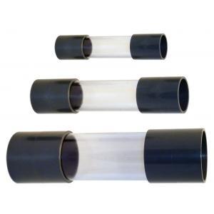 PVC zichtglas