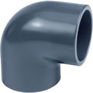 PVC knie 90 graden