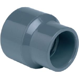 PVC verloopsok - 50/63 x 40 mm