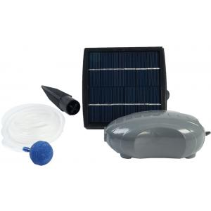 Ubbink Outdoor solar luchtstroom pomp
