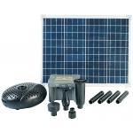 SolarMax 2500 accu vijverpomp met zonnepaneel