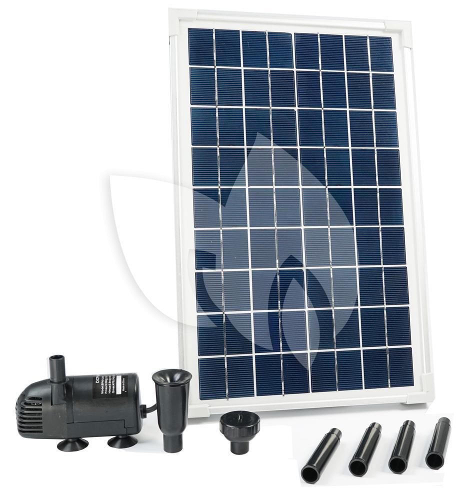 Bekend Ubbink SolarMax 600 vijverpomp met zonnepaneel | Vijverexpress.nl OJ29