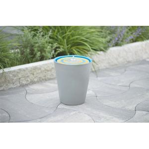 Calvello polyresin waterornament