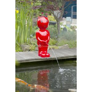 Dagaanbieding - Spuitfiguur Boy 67 cm Duivel dagelijkse koopjes