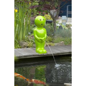 Dagaanbieding - Spuitfiguur Boy 67 cm groen dagelijkse aanbiedingen